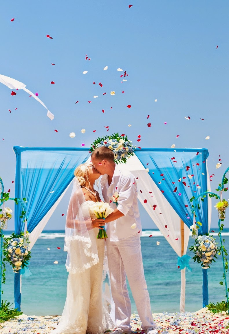 My Dream Wedding by the Beach