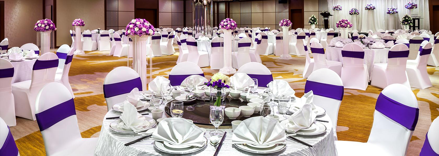 Holiday inn singapore atrium atrium ballroom eternal bliss